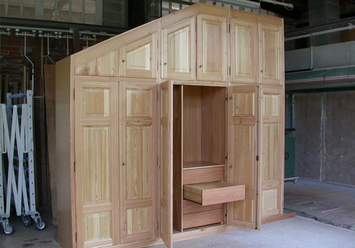 Prodotti in legno e cucine